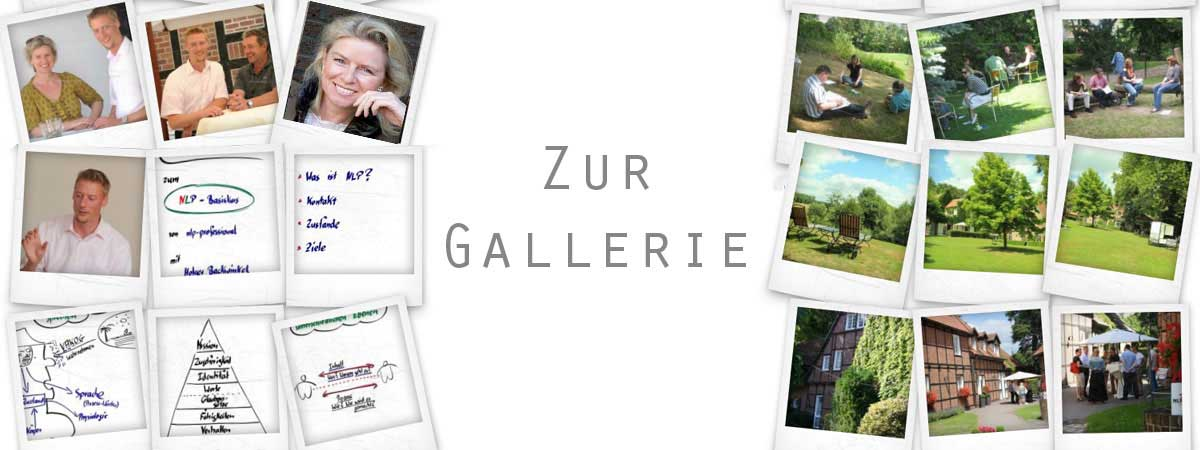 Galerie: NLP Ausbildung und Coaching Ausbildung